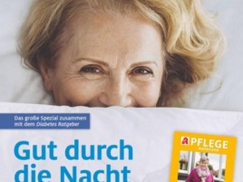 Schlafen im Alter: Eine feste Tagesstruktur hilft / Senioren haben eine störanfälligere Nachtruhe – bei gleichbleibendem Schlafbedürfnis
