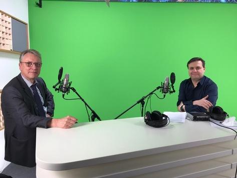 Digitale Weiterbildung in Corona-Zeiten: Prof. Meinel im Wissenspodcast Neuland über den sozialen Faktor beim Lernen