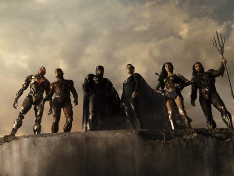 """Weltpremiere exklusiv auf Sky Cinema: """"Zack Snyder's Justice League"""" ab morgen zeitgleich zum US-Start bei Sky und Sky Ticket"""