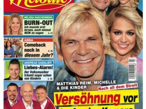 """Bernhard Brink: """"Das Leben war fast eine einzige Party"""" / Der Altstar des deutschen Schlagers erinnert sich an seinen Start in den 70ern"""