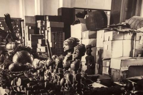 """3satKulturdoku: """"Bedrohte Schätze im Depot"""" / Die dunklen Flecken großer Museen und kleiner Sammlungen"""