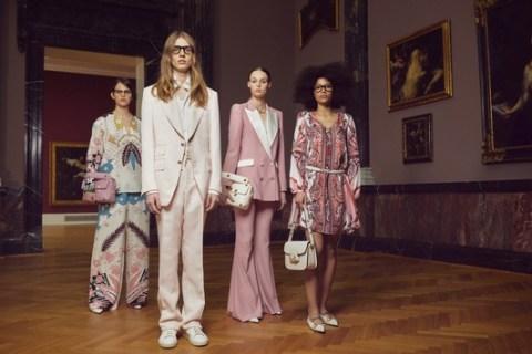 Breuninger und Staatsgalerie Stuttgart präsentieren digitale Fashion Show / Kick-off der Frühjahr-/Sommer-Saison 2021