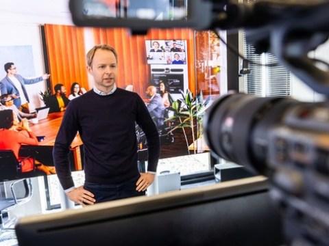 AV-Technik boomt / Hoher Digitalisierungsbedarf führt zu 115 Mio. Euro Umsatzrekord bei visunext Group