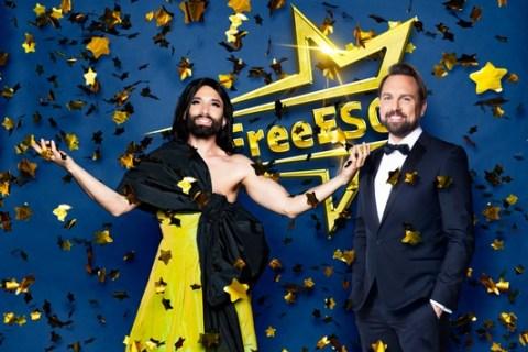 """Europa zu Gast beim #FreeESC: Amy Macdonald, Milow, Rea Garvey und Ben Dolic singen am Samstag um den Sieg beim zweiten """"FREE EUROPEAN SONG CONTEST"""""""