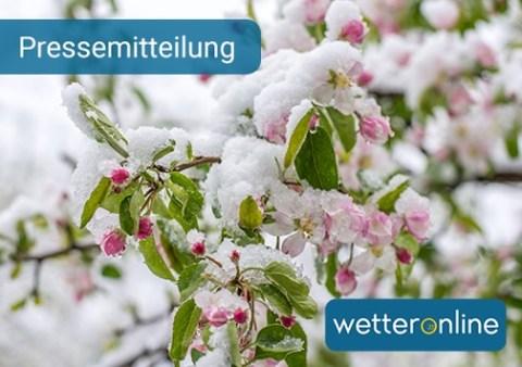 Kühler Frühlingsstart Normalfall  – Aprilwetter und Kartenglück wechseln jeden Augenblick