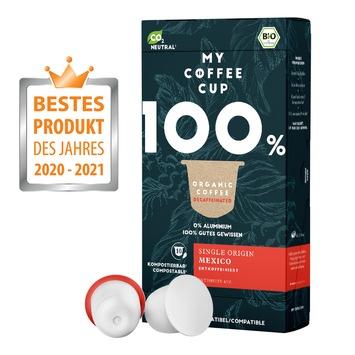 """UniCaps gewinnt Auszeichnung für """"Bestes Produkt des Jahres"""" in der Kategorie Kaffee"""