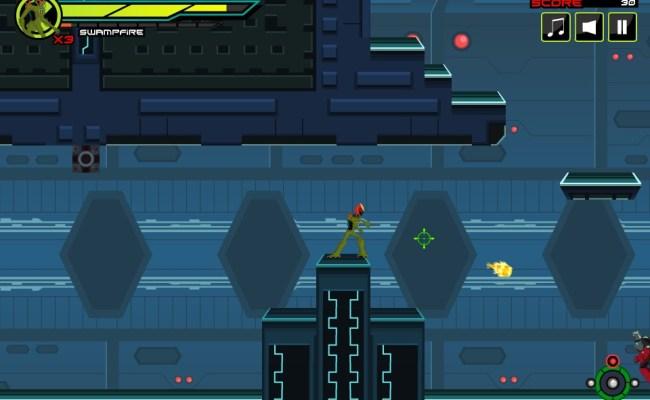 Ben 10 Ultimate Alien Rescue Game Racingcargames