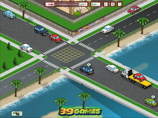 Car Games Traffic Lights