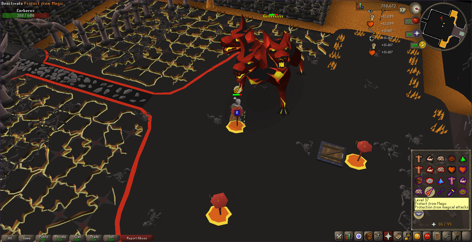 Red Boots Osrs