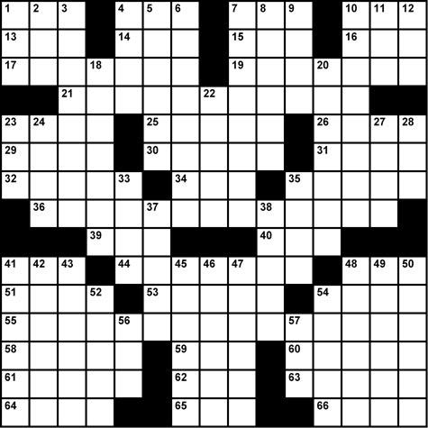 The Phoenix > Puzzles > Crossword: ''Flippin' Sweet''