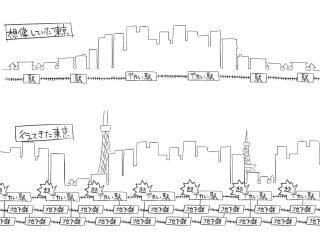 かんさいちほーの民が想像していた東京と実際の東京のギャップにほかの地方民も共感