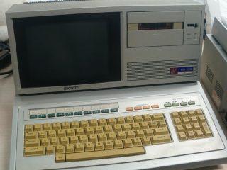大学の研究室から40年前のシャープ製パソコンと周辺機器が発掘!美品ぶりと懐かしさに興奮する人続出