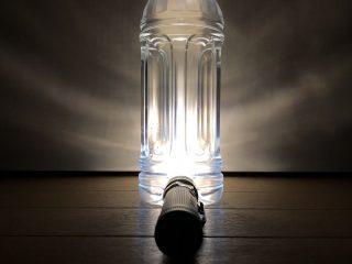 停電時に役立つ「簡易ランタン」の光を柔らかくする方法が話題に