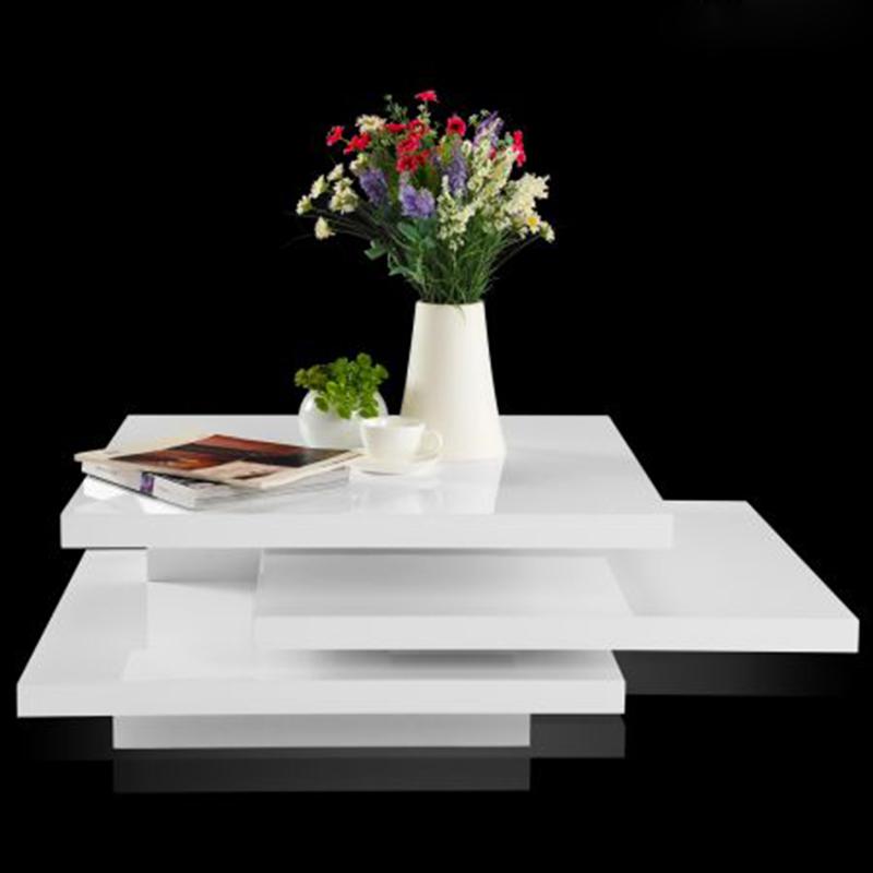 Salon complet blanc laque  TopiWall