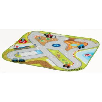 tapis circuit de voitures topiwall