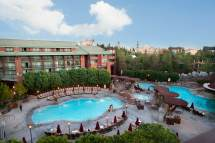 Disneyland Grand California Hotel Pool