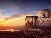Orlando Eye to Offer Expansive Views of Central Florida