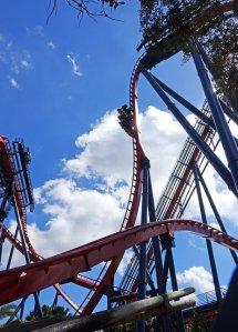 Top Orlando Thrill Rides Make Rethink Breakfast