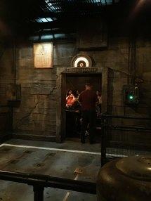 Disney World Twilight Zone Tower of Terror Elevator