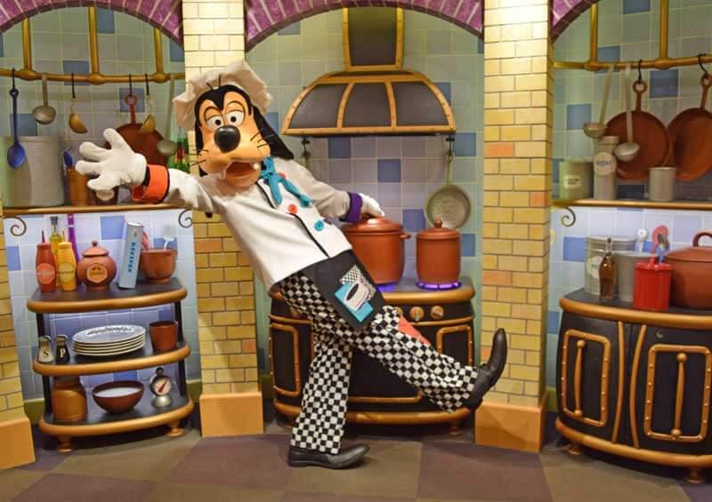 Ranking Disneyland Character Meals  the New Princess Breakfast
