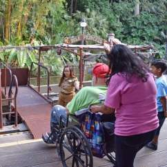 Wheel Chair On Rent In Dubai White Covers And Sashes Tips For Using A Wheelchair At Disneyland Boarding Jungle Cruise