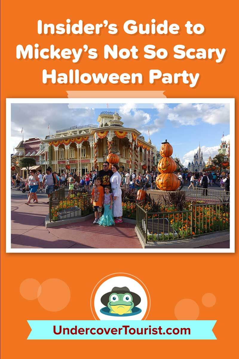 The event begins at 7pm on select nights but guests with a ticket for the event can enter magic kingdom beginning at 4pm. Guide To Mickey S Not So Scary Halloween Party