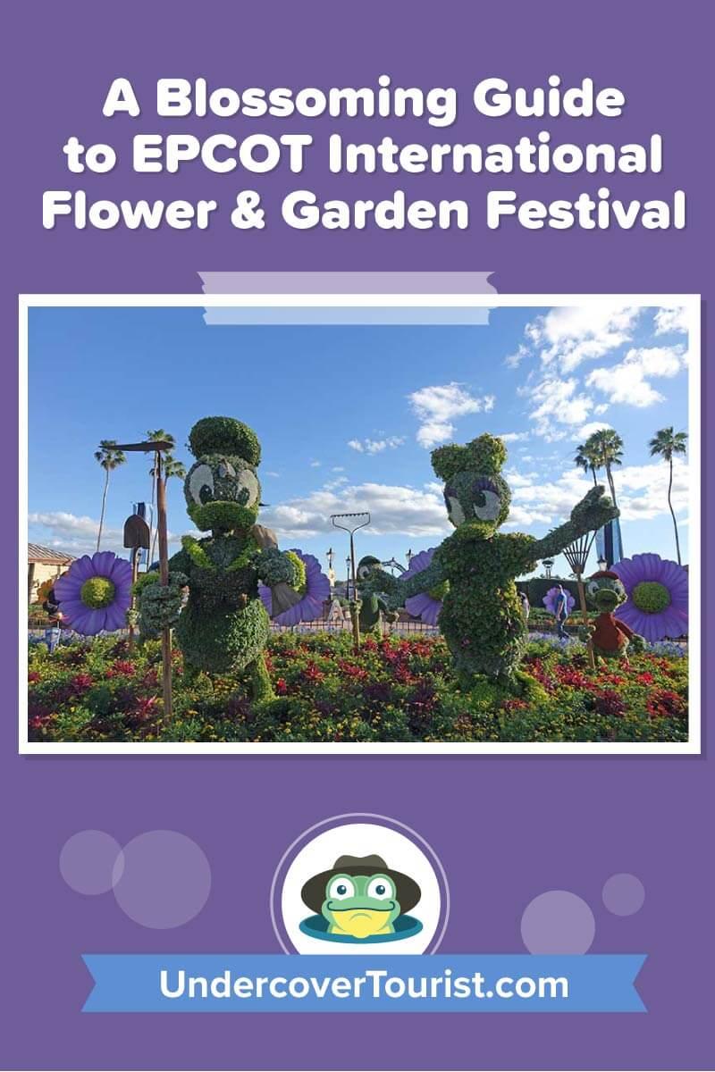 epcot flower and garden festival 2021