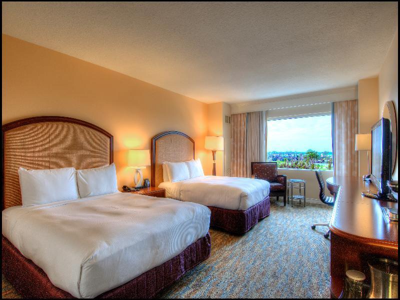 Hilton Orlando Bonnet Creek Disney World  Orlando Hotels Undercover Tourist