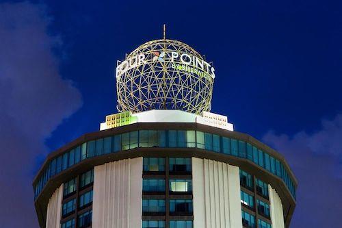 hotels with kitchen in miami shun scissors four points by sheraton studio city | orlando ...