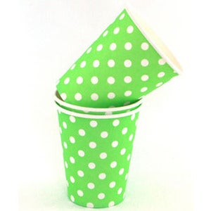 Image of Party Cups: Lime