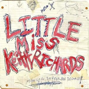 Image of John Wesley Coleman III - Little Miss Keith Richards LP