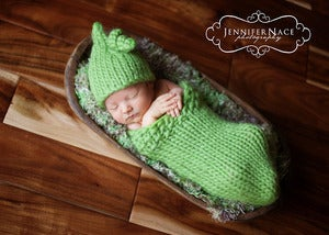 Image of Pea in a Pod Set