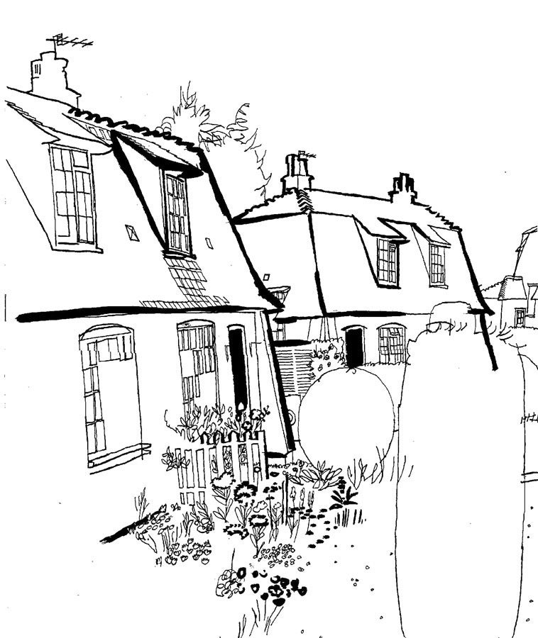 Lucinda Rogers Shop — Bird's Hill, Letchworth