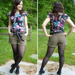 Sewaholic Patterns Renfrew Trouser pattern