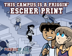 Image of Dumbing of Age Book 1