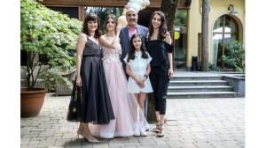 Дъщерята на Цветан Цветанов Василена – абитуриентка (снимка)