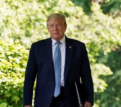 Donald Trump Photo: Reuters
