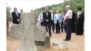 Премиерът Стефан Янев посети Пирдоп по случай празника на града