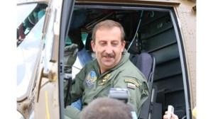 Генът го няма.  Стефан Петров е опитен пилот, командвал авиобазата Крумово.