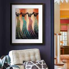 Art In Living Room Chairs And Tables Com Prints Framed Home Accessories Wall Ideas African American Artists