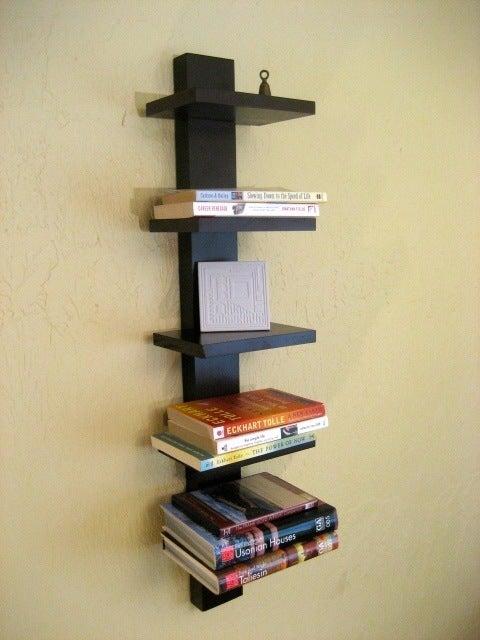 download woodworking plans vertigo wall shelf the vertigo wall shelf