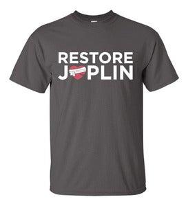 Image of Restore Joplin T-Shirt