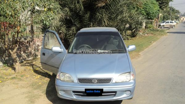 Olx Lahore Suzuki Cultus - Year of Clean Water
