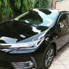New Corolla Altis Grande Grand Avanza Pertalite Toyota Cvt I 1 8 2017 For Sale In Lahore