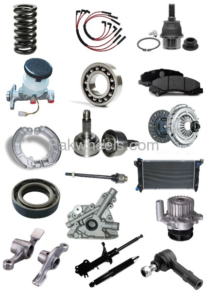 Sell your used car parts at good price. for sale in