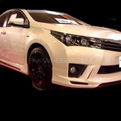 Bodykit Grand New Avanza 2016 All Camry White Buy Kantara Style Body Kit Plastic For Toyota Corolla 2014 In Image 1