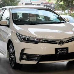 New Corolla Altis Grande Interior All Camry 2016 Toyota Cvt I 1 8 2019 For Sale In Islamabad