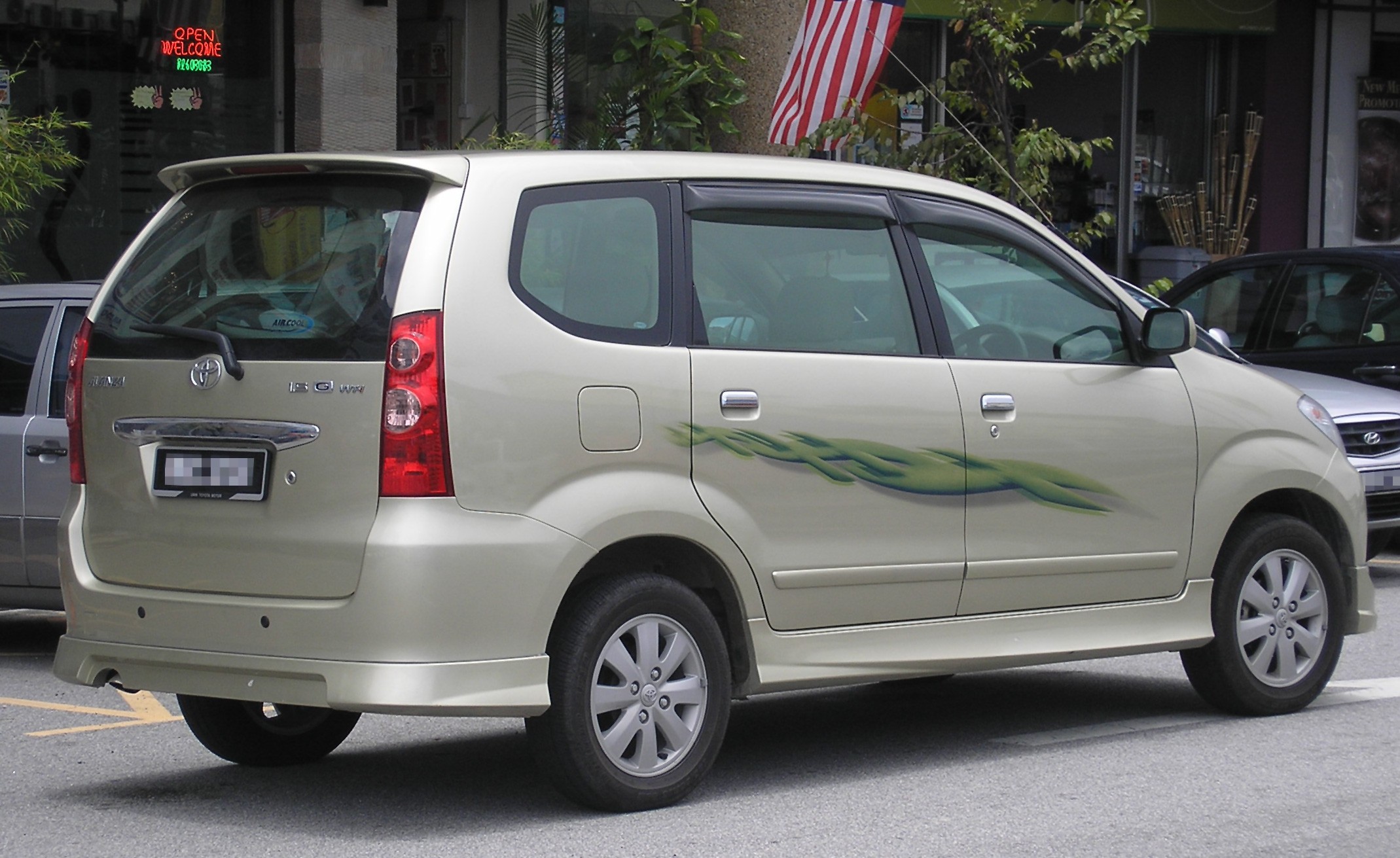 harga mobil bekas grand new avanza 2015 alarm toyota 2010 2012 prices in pakistan pictures and reviews exterior rear side view