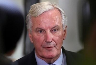 Michel Barnier Photo: Reuters