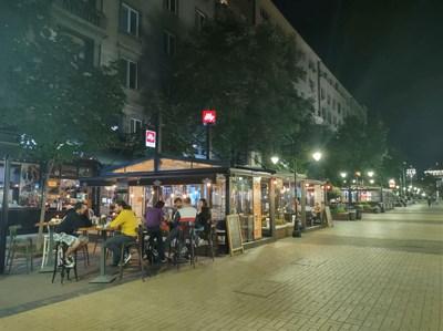 Ресторанти на бул.